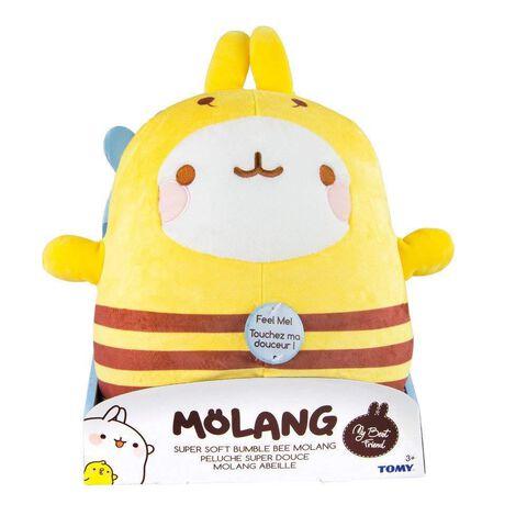Peluche - Molang - Super douce abeille