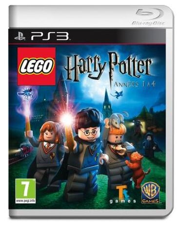 * Lego Harry Potter