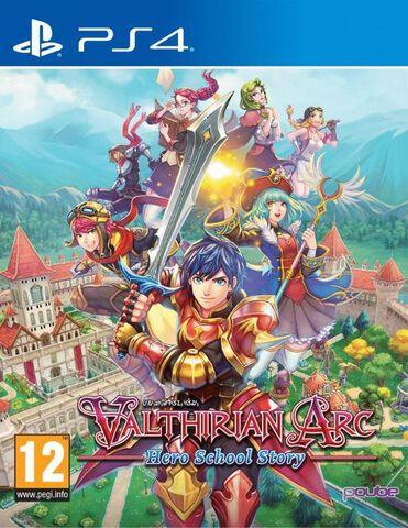 Valthirian Arc Hero School Story (exclusivite Micromania)