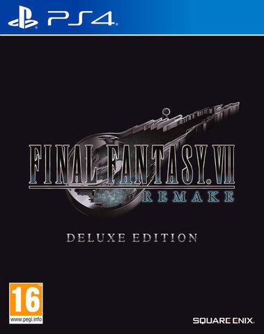 Final Fantasy VII Remake Edition Deluxe