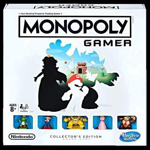 Monopoly - Nintendo - Gamer