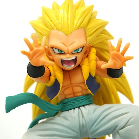 Figurine Chosenshiretsuden - Dragon Ball Super - Super Saiyan 3 Gotenks Vol 2