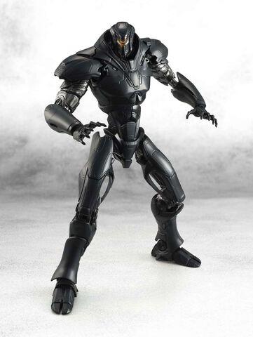 Figurine Robot Spirits - Pacific Rim : Uprising - Obsidian Fury 18 cm