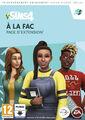 Les Sims 4 à La Fac (code In A Box)
