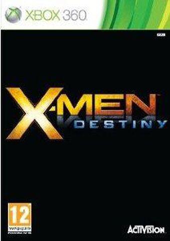 X-men : Destiny