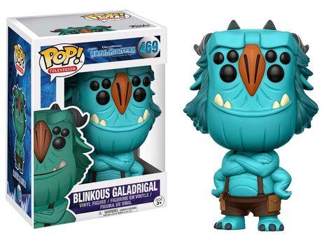 Figurine Funko Pop! N°469 - Chasseurs de Trolls - Blinkous Galadrigal