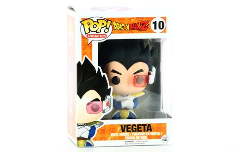 Figurine Funko Pop! N°10 - Dragon Ball Z - Vegeta