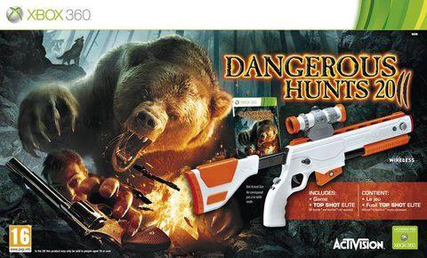 Cabela's Dangerous Hunts 2011 + Fusil
