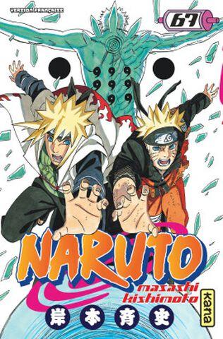 Manga - Naruto - Tome 67
