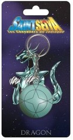 Porte-clé Saint Seiya Dragon Bouclier