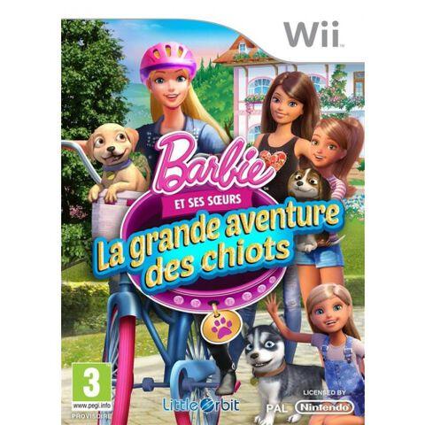 Barbie et la Grande Aventure des Chiots