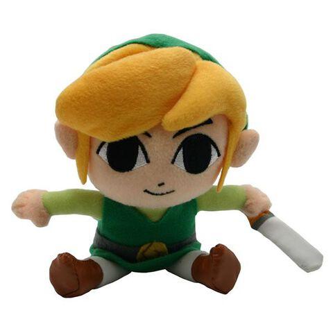 Peluche Nintendo Zelda 16 cm - Link