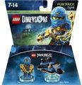 Figurine Lego Dimensions Jay Lego Ninjago