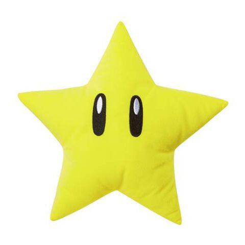 Peluche - Nintendo - Etoile Sonore