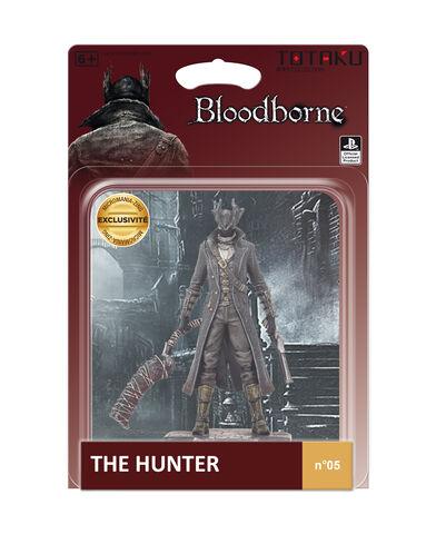 Figurine Totaku N°05 - Bloodborne - Le Chasseur - Exclusivité Micromania-Zing