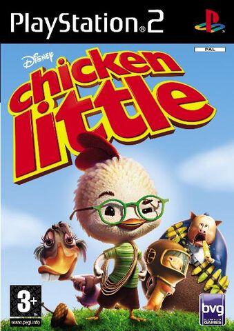 Chicken Little Platinum