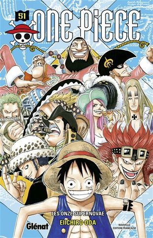 Manga - One Piece - Edition Originale Tome 51
