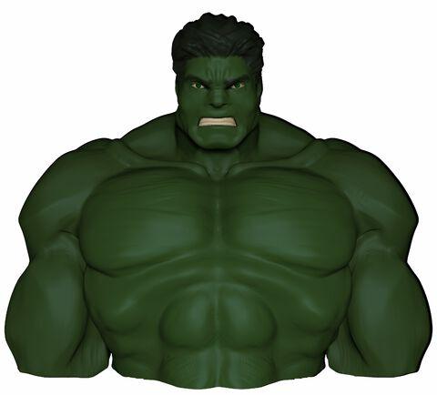 Tirelire - Hulk Deluxe