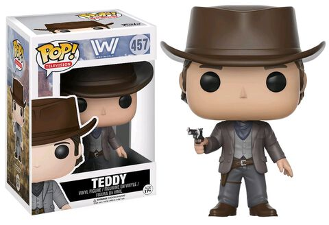 Figurine Funko Pop! N°457 - Westworld - Teddy