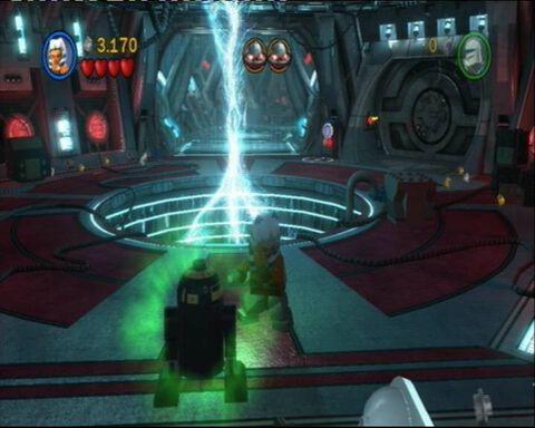 Lego Star Wars III : The Clone Wars