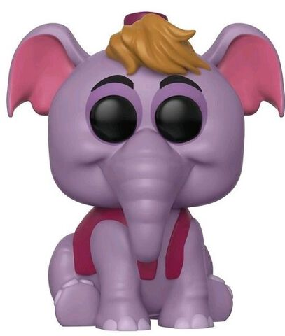 Figurine Funko Pop! N°478 - Aladdin - Abu Éléphant