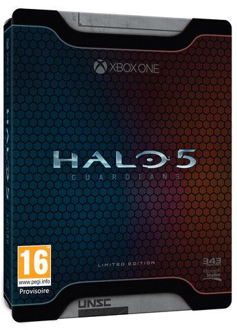 Halo 5 : Guardians Edition Limitée