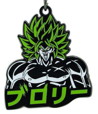 Porte-clés - Dragon Ball - Dsb / Broly