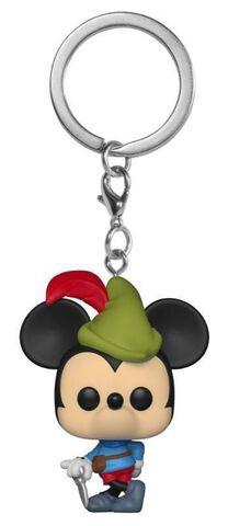 Porte-clés Funko Pop! - Mickey - Mickey Tailleur