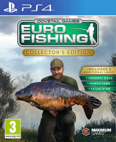 Euro Fishing Collector Edition