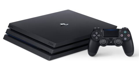 PlayStation 4 Pro Noire 1 To