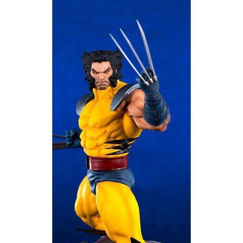 Statuette PrototypeZ - Marvel - Wolverine par Erick Sosa