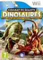 Combat De Geants, Dinosaures
