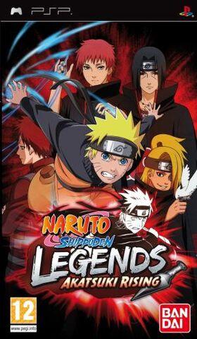 Naruto Shippuden Legends, Akatsuki Rising