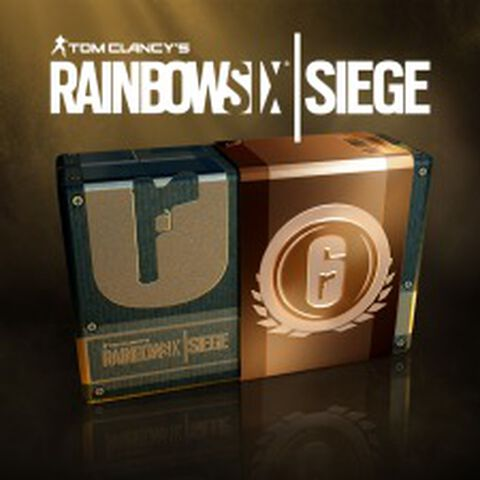 Dlc Rainbow Six Siege 600 Rainbow Credits Ps4
