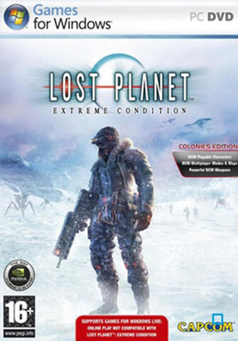 Lost Planet, Colonies Edition