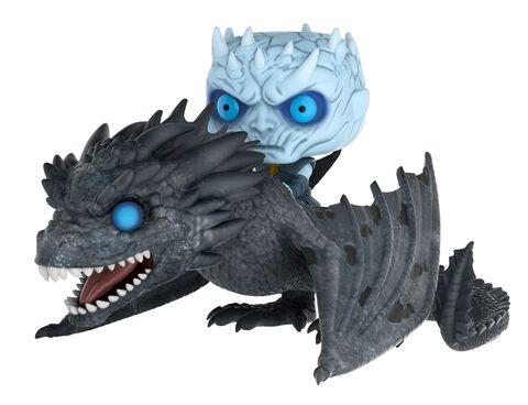 Figurine Funko Pop! N°58 - Game Of Thrones - Night King On Dragon