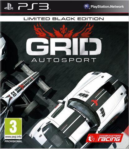 GRID Autosport Black Limited Edition