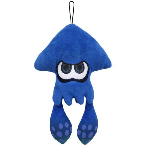 Peluche - Splatoon - Calamar Bleu