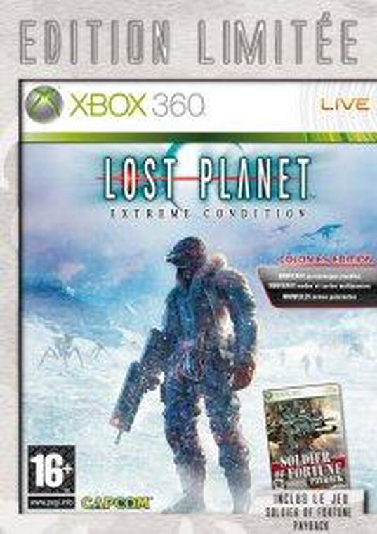 Pack Soldier Of Fortune + Lost Planet Colonies