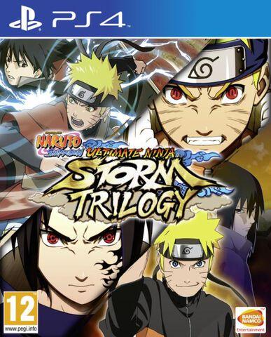 Naruto Ultimate Ninja Storm 4 Trilogy (exclusivite Micromania)
