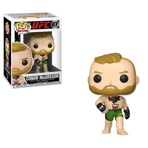 Figurine Funko Pop! N°07 - UFC - Conor Mcgregor