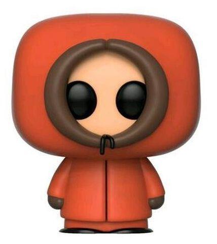 Figurine Funko Pop! N°16 - South Park - Kenny