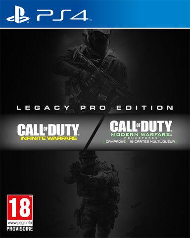 Call Of Duty Infinite Warfare Edition Legacy Pro