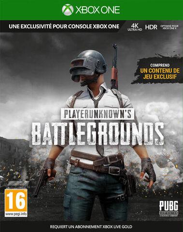 Playerunknown's Battlegrounds 1.0
