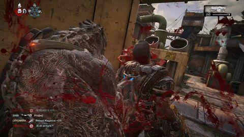DLC - Gears of War 4 - Stock de horde