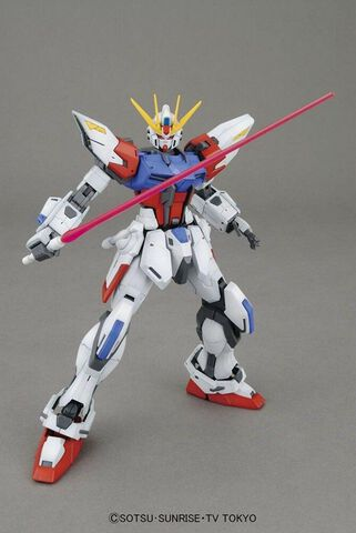 Maquette Mg 1/100 - Gundam -  Build Strike  Full Package