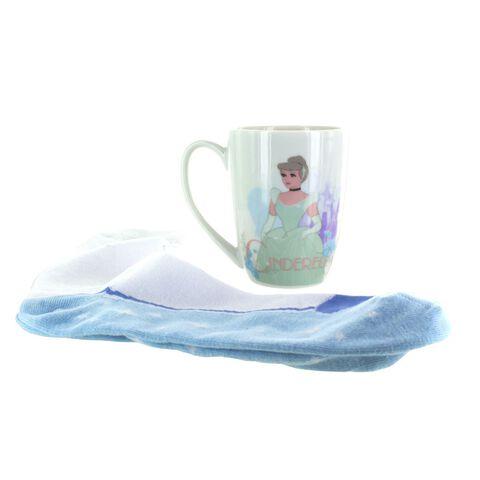 Coffret - Cendrillon - Mug et chaussettes
