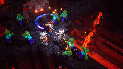 Minecraft Dungeons: Hero Edition - C2c - Version digitale