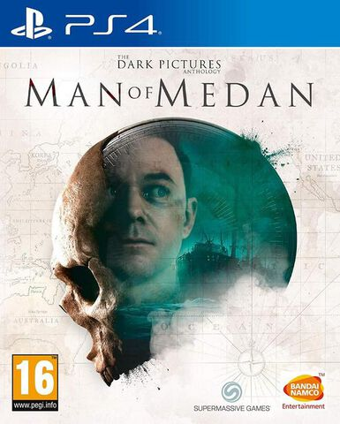 The Dark Pictures Anthology : Man of Medan