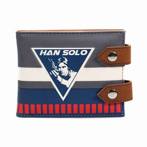Portefeuille - Star Wars - Han Solo